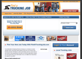 findatruckingjob.com