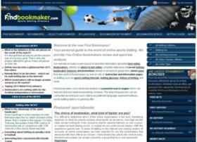 findbookmaker.com