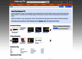 findinternettv.com