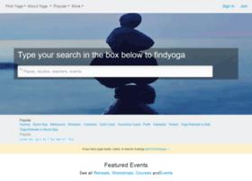 findyoga.com.au