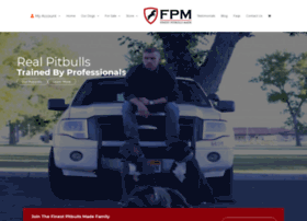 Finestpitbullsmade.com