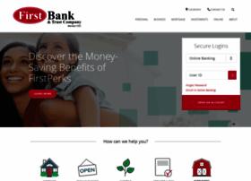 firstbank.com