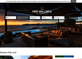 firstmallorca.com