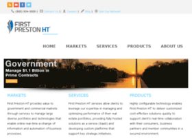 firstpreston.com