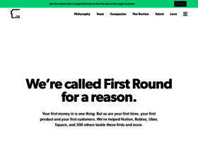 firstround.com
