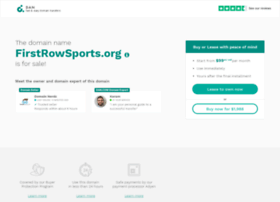 Firstrowsports.org