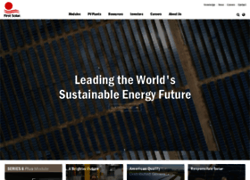 firstsolar.com