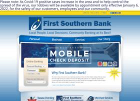 Firstsouthernbank.net