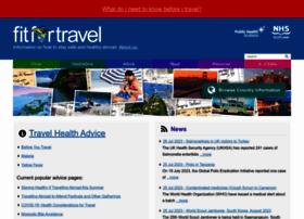 fitfortravel.nhs.uk