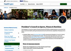 Fitness.gov