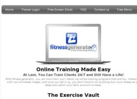fitnessgenerator.com
