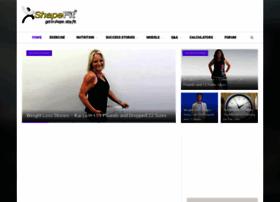 Fittracker.shapefit.com