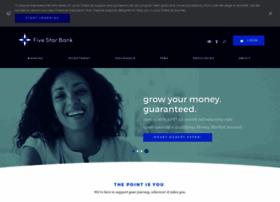 five-starbank.com