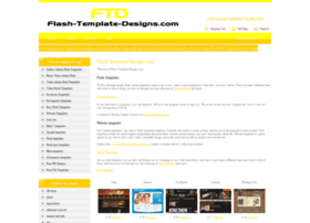 flash-template-designs.com