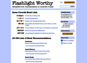 flashlightworthybooks.com