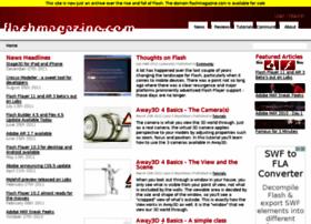 flashmagazine.com