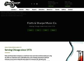 flattsandsharpe.com