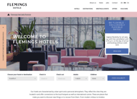 flemings-hotels.com