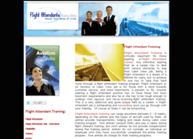 flightattendantcabincrewtraining.com