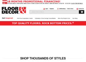flooranddecoroutlets.com