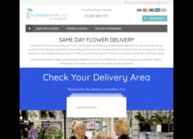 flowerssameday.co.uk