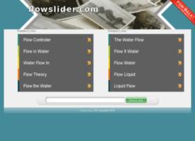 flowslider.com
