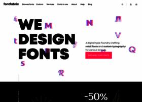 Fontfabric.com