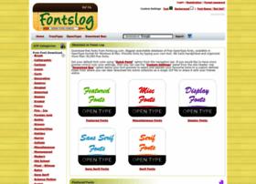 fontslog.com