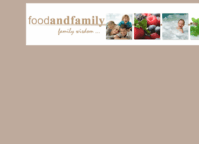 food-and-family.com
