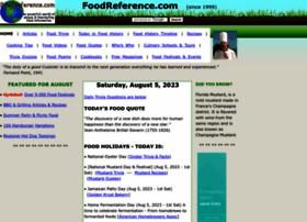 foodreference.com