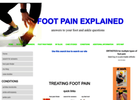 foot-pain-explained.com