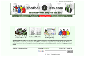 football4less.com