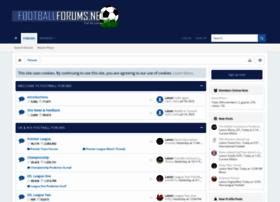 footballforums.net