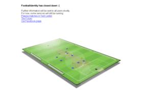footballidentity.com