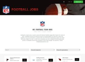 Footballjobs.teamworkonline.com