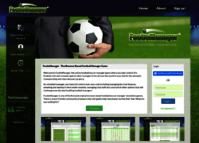 footiemanager.com