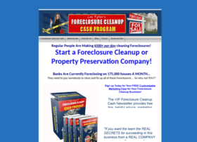 foreclosurecleanupcash.com