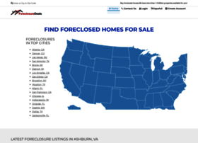 foreclosuredeals.com