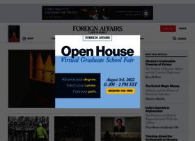 foreignaffairs.com