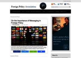 foreignpolicyblogs.com
