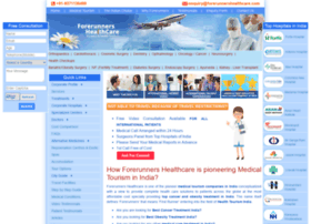 forerunnershealthcare.com