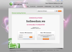 forfreedom.ws