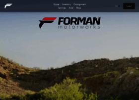 formanmotorsport.com