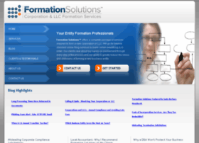 formationsolutions.com