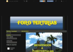 forotertulias.mforos.com