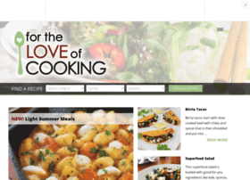fortheloveofcooking-recipes.blogspot.com