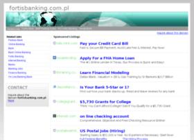 fortisbanking.com.pl