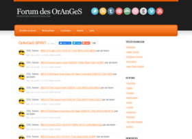 forum-des-oranges.fr