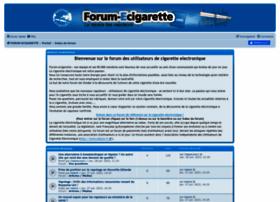 forum-ecigarette.com