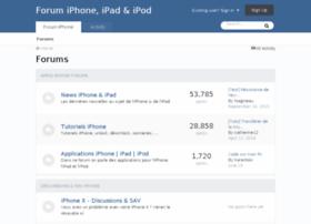 Forum-iphone.fr